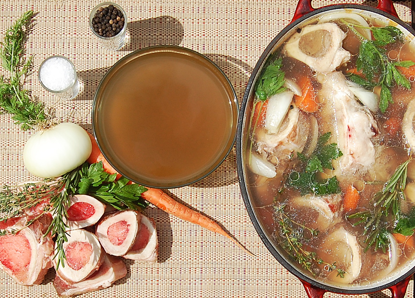 Simple DIY Gourmet Broth
