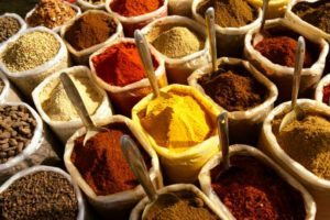 Warm Spices = Cozy Holidays