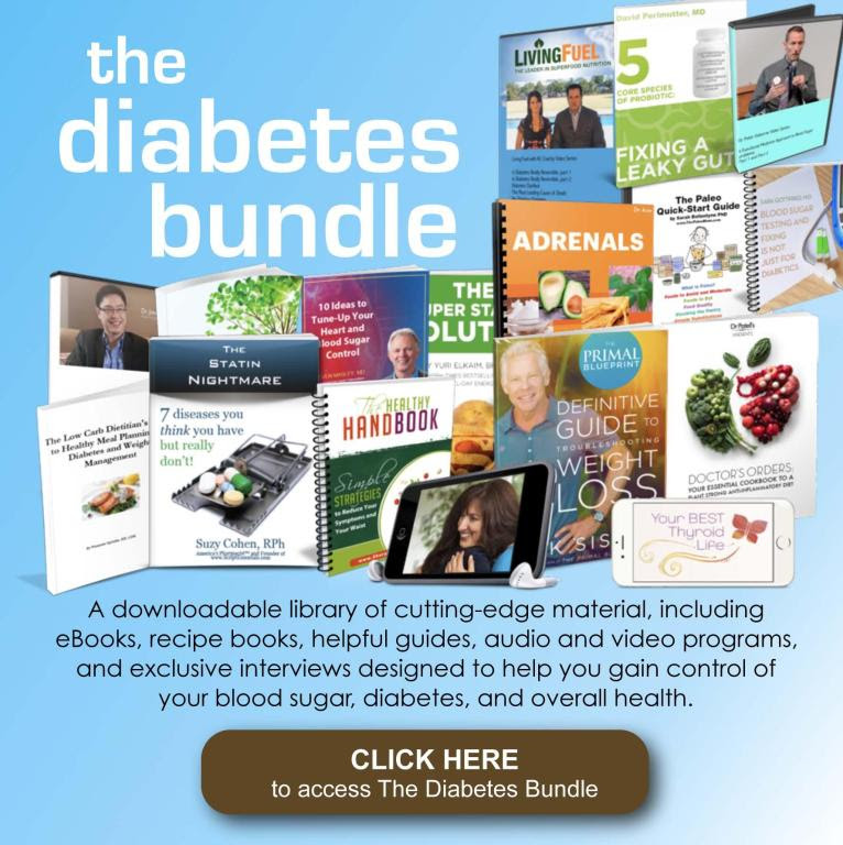 How to Reverse Type 2 Diabetes (Plus Free Nutrition Guide)