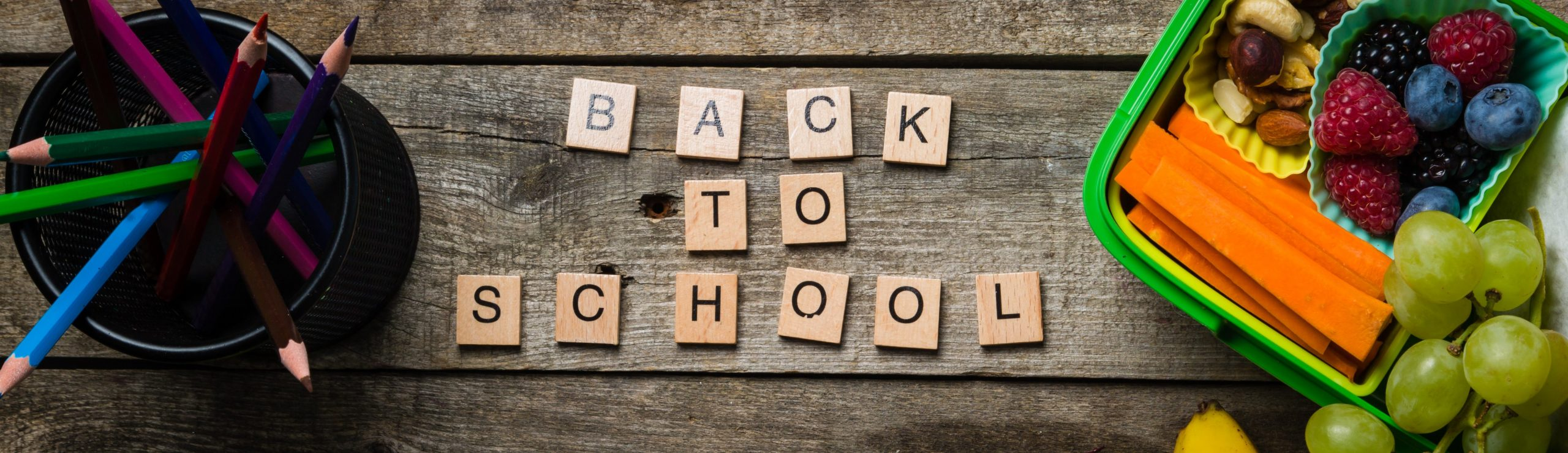 Healthy Choices for Back to School