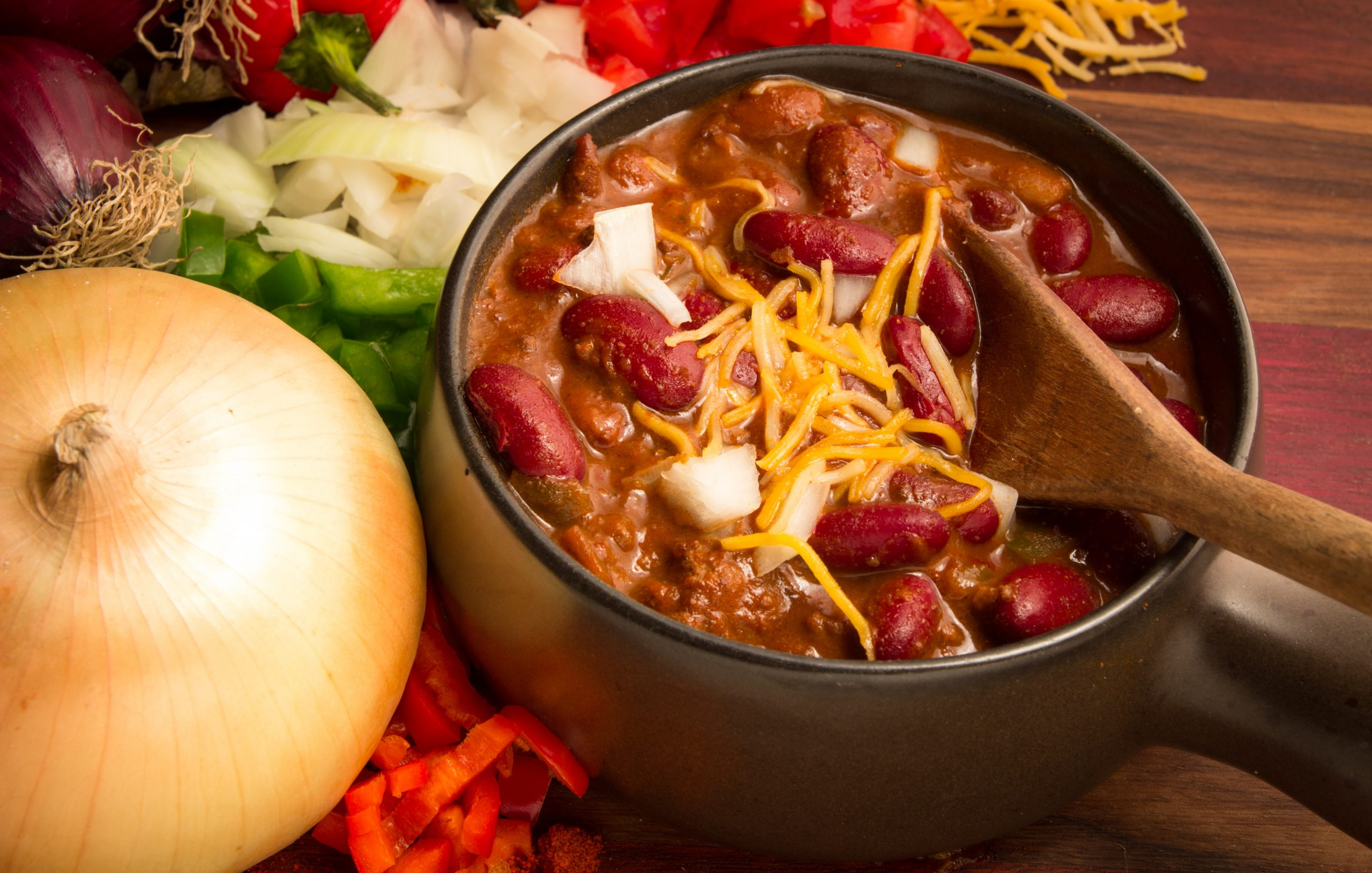 Tips for One-Pot Meals and My Favorite Chili Recipe