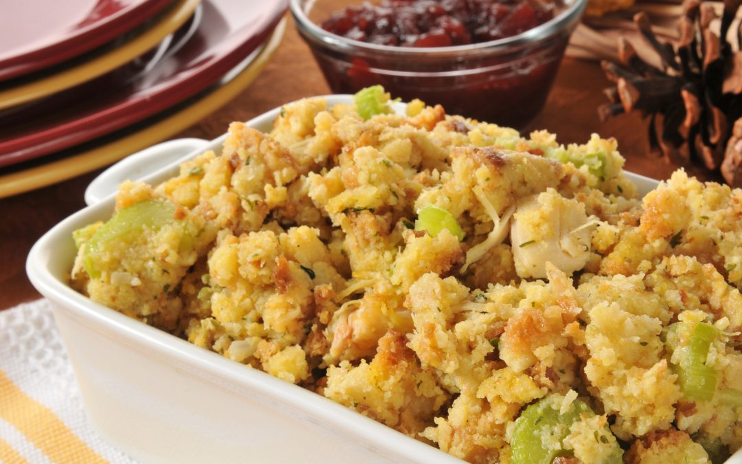 Holiday Sausage Stuffing Recipe